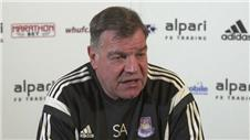 "Allardyce: ""Leicester our most important match"""