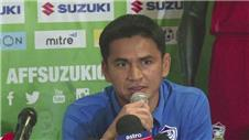 Thailand or Malaysia could win the Suzuki Cup- Senamuang