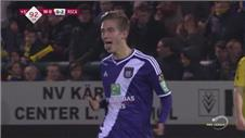 Anderlecht beat Beveren in Belgium