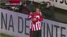 PSV Go ahead of the rest after Go Ahead Eagles win!