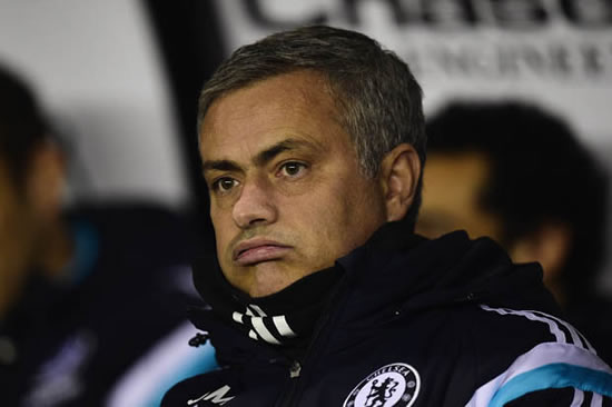 Chelsea boss Jose Mourinho fumes at Diego Costa's treatment and manager of month