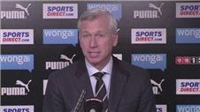 Newcastle licking wounds - Pardew