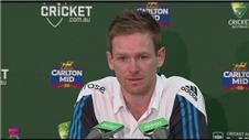 Morgan clears up Pietersen comments before Australia ODI