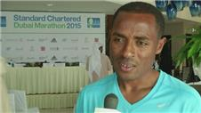 Bekele confident ahead of the Dubai Marathon