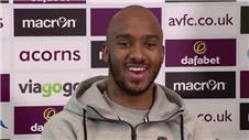 Delph buzzing after signing new Villa deal