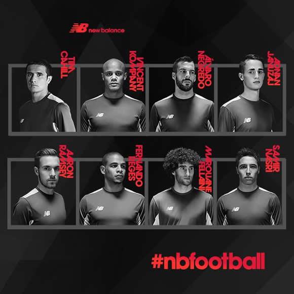 Man United \u0026 Man City stars