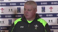 Gatland explains decision to leave out North
