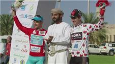 Guardini wins the Tour of Oman opening stage