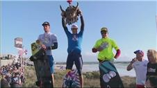 Hadlow wins the Red Bull 'King of the Air' title