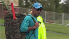 India return to training after Pakistan win
