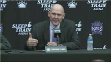 Karl unveiled as Kings new head coach