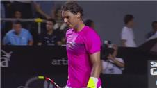 Nadal and Ferrer through to round 2 in Rio