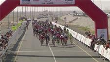 Kristoff wins stage three of the Tour of Oman