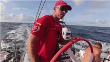 Skippers discuss Volvo Ocean Race to Auckland chances