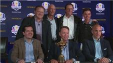 Davis Love III named USA Ryder Cup captain