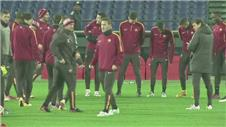 Clubs with rioting fans should be fined-Totti