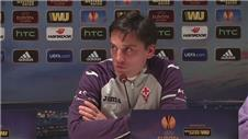 Fiorentina need the same courage as in the first leg - Montella