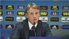 Mancini and Deila react to AC Milans victory over Celtic