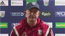 Pulis looks ahead to tough game with Southampton