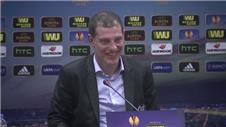 Beating Liverpool on penalties brilliant - Bilic