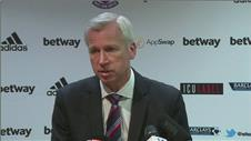 Pardew: The away win so important