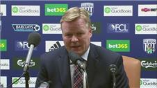 Koeman: We try everything