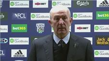 Pulis: Im very,very pleased