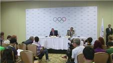 Bach talks future Olympics locations