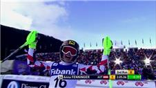 Fenninger wins Bulgarian Alpine combined