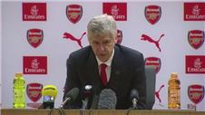 Wenger proud of beating Everton