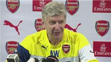 Wenger: Were still in title hunt