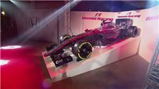 Button unveils new McLaren