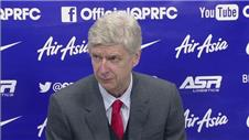Wenger and Ramsey speak after Arsenal win