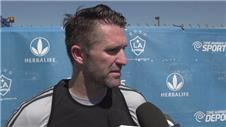 LA Galaxy and Chicago Fire look ahead to MLS opener