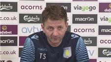 Sherwood expects hard game against West Brom