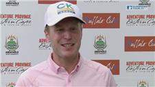 Ford very happy with first round at African Open