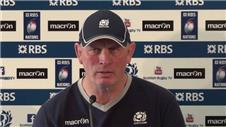 Cotter: Scotland must improve