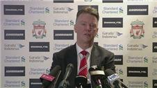 Van Gaal: beating Liverpool fantastic