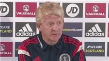 Strachan plays down worlds best keepers claim