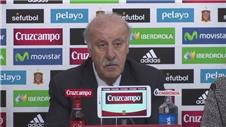 Del Bosque: We were strong