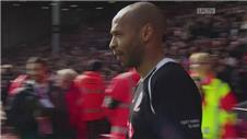 Liverpool all-star game: Henry unleashes fake shot pass