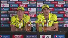We won it for Phil Hughes - Starc