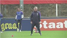 Hiddink: We have to stand our ground