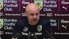 Burnley will be in the Prem next season- Dyche