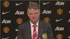 Van Gaal hails second half performance, Pellegrini disappointed