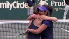 'Family Circle Cup doubles title special'