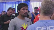 Pacquiao better than Ive seen him before - Roach