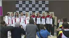Germany and Russia prepare for their Fed Cup semi-final