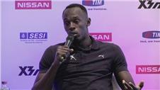 Bolt: I want to break the 200-metre world record