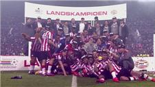 PSV crowned Dutch champions